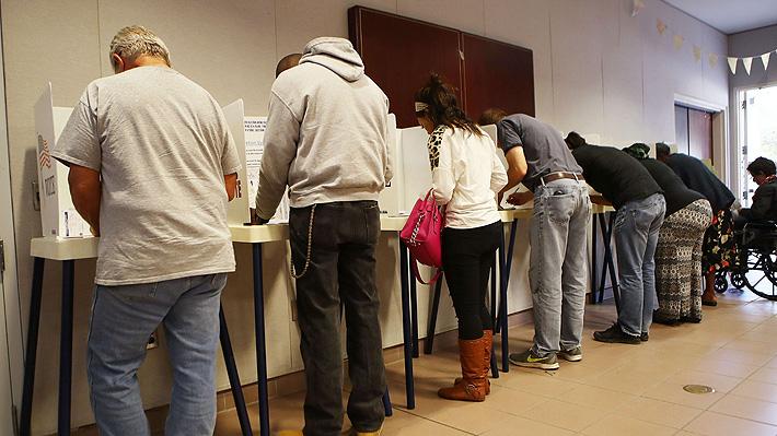 Participación electoral: El factor que podría ser clave en los comicios de medio mandato en EE.UU.