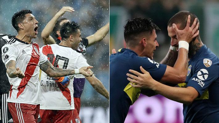 Se modifica el horario de histórica final de Copa Libertadores entre Boca y River y anuncian que será sin público visitante