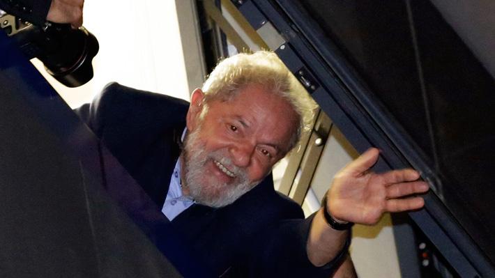 Lula pide a la justicia su libertad por la