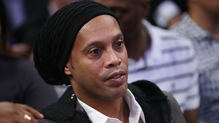Investigación judicial reveló que Ronaldinho tiene menos de 5 mil pesos en sus cuentas y que estaría en quiebra