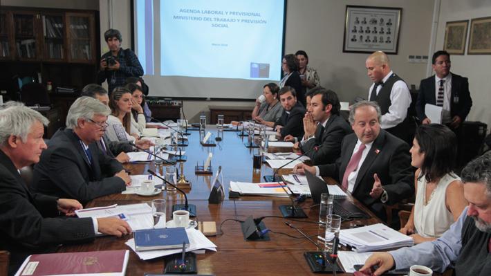 Gobierno ingresa reforma de pensiones: Iniciará su trámite en la Comisión de Trabajo de la Cámara