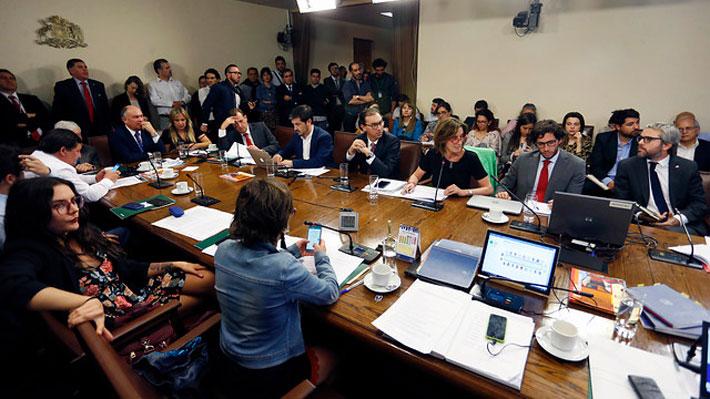 Cámara de Diputados votará proyecto de Aula Segura el lunes en sesión especial