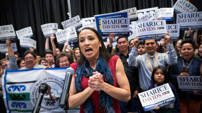 El panorama demócrata tras las elecciones de EE.UU.: Un partido más diverso y femenino