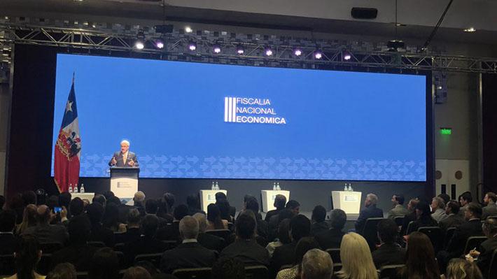 """Piñera: """"Si no hay libre competencia se pierde el sentido ético de la economía social de mercado"""""""