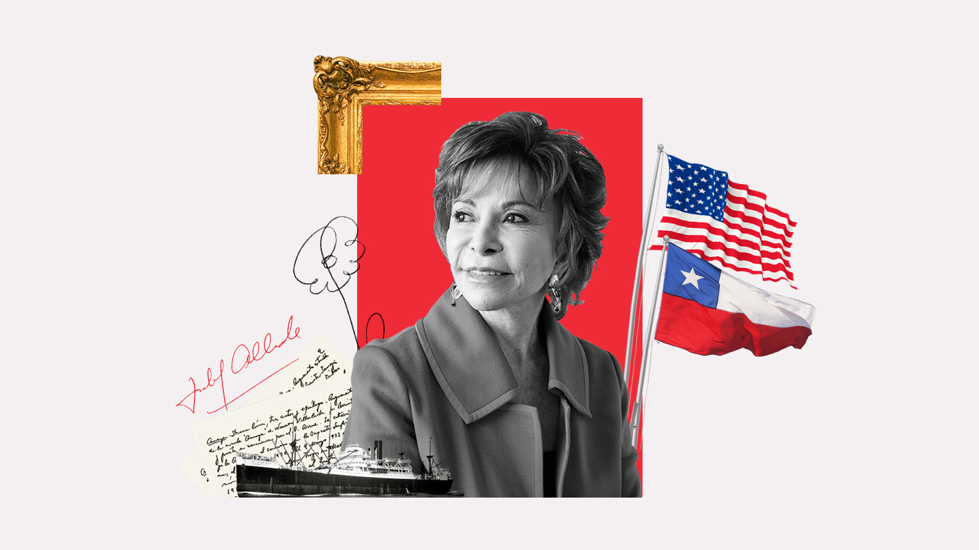 """Isabel Allende analiza Chile a sus 76 años: """"El ser humano, hasta el final de sus días, necesita sentirse útil"""""""