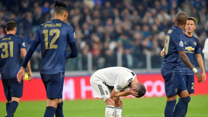 Salida de Alexis coincide con la notable remontada del United, que vence a la Juventus en Turín por la Champions