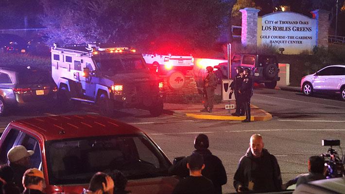 Tiroteo deja varios heridos en una fiesta universitaria en EE.UU.