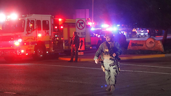Al menos doce personas fallecieron tras tiroteo en bar de California en EE.UU.