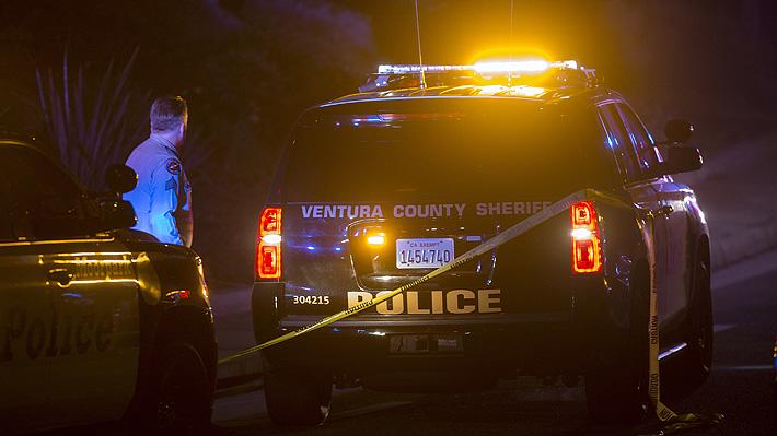 """Trump destaca la """"gran valentía"""" de la Policía ante mortal tiroteo en California"""