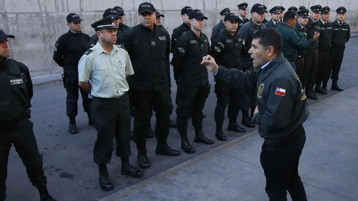 Paro en Gendarmería: Quiénes son los líderes de los cinco sindicatos movilizados