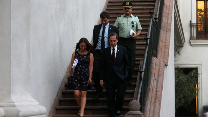 Gobierno y dirigentes de Gendarmería llegan a importante acuerdo con miras a poner fin al paro