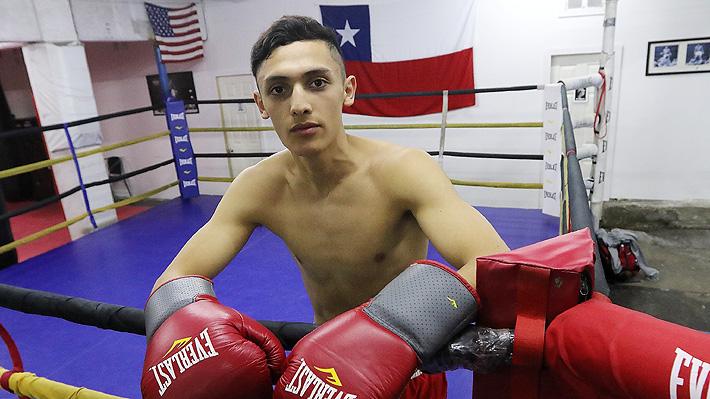 Quién es el joven sobrino de Carlos Cruzat que hoy tendrá su primera pelea en el boxeo profesional