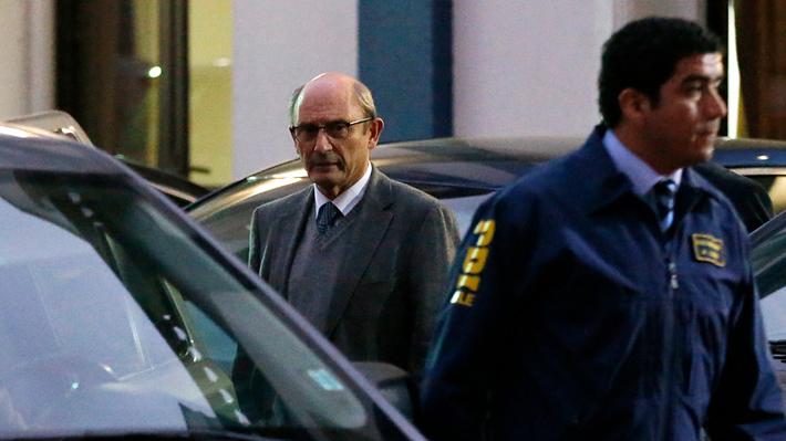 Caravana de la Muerte: General (r) Cheyre es condenado a tres años de libertad vigilada por encubrimiento
