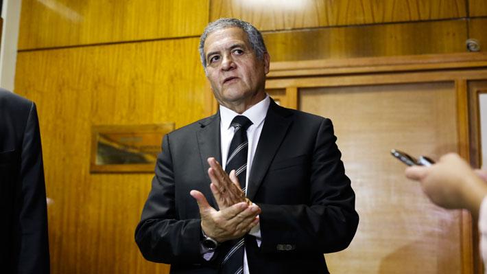 """Ministro Carroza y condena que involucra a Cheyre: """"Hablamos de una justicia que no tiene privilegios"""""""