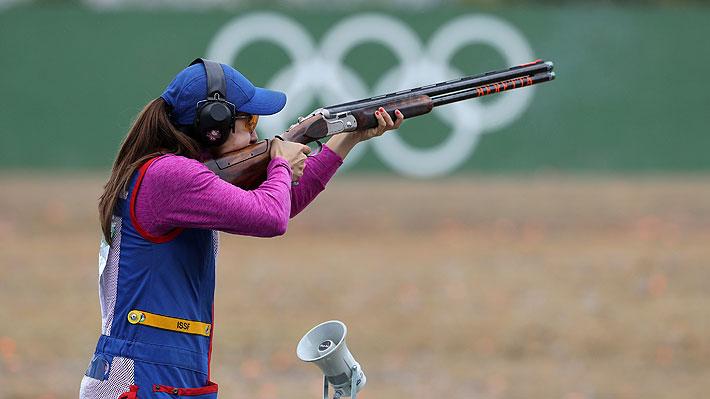 Francisca Crovetto gana bronce en México y se convierte en la primera chilena en clasificar a los JJ.OO. de Tokio 2020