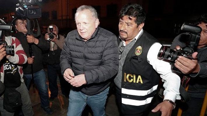 """Juez peruano dicta 36 meses de prisión para """"asesor en la sombra"""" de Keiko Fujimori"""