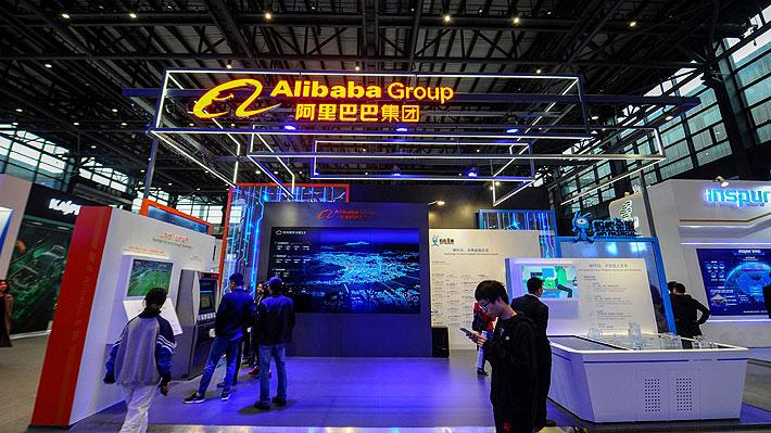 Récord total: Alibaba supera ventas del año pasado a ocho horas de que termine el