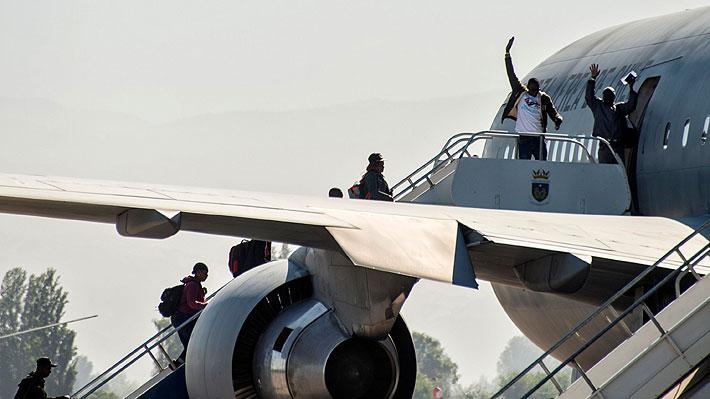 Cancillería confirma que avión del plan de retorno a Haití traerá a chilenos desde Venezuela