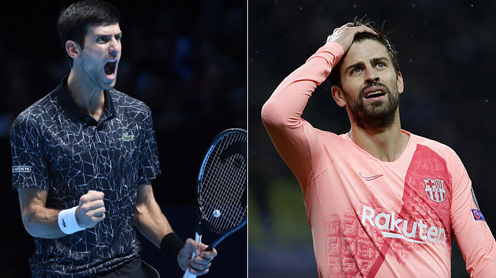 Djokovic repasa nuevamente a la Copa Davis de Piqué y vuelve a avivar la polémica