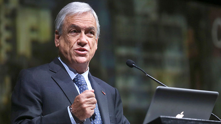 """Piñera y muerte de Catrillanca: """"El Gobierno agotará medios para investigar verdad de lo ocurrido"""""""