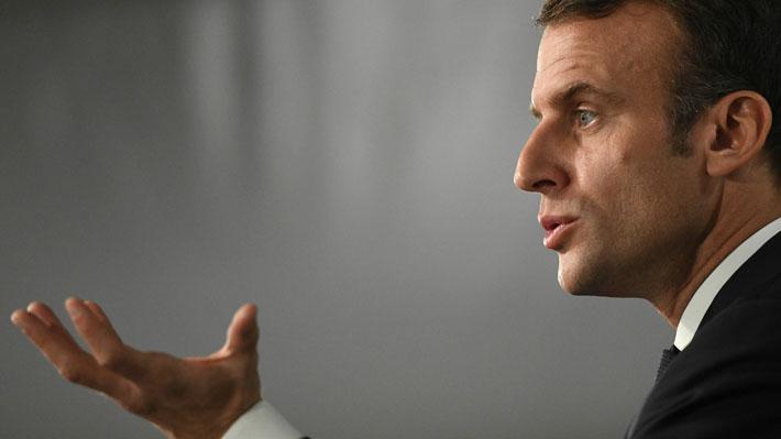 """Macron se enfrenta a una nueva protesta popular en Francia con los """"chalecos amarillos"""""""