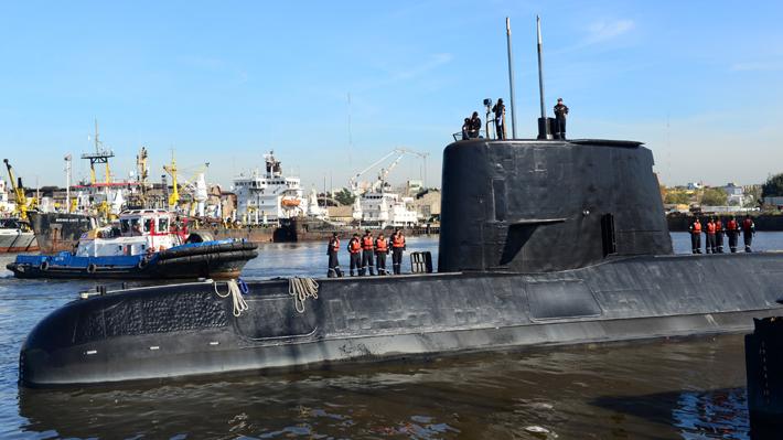 La millonaria suma que deberá pagar Argentina a la empresa que encontró el submarino ARA San Juan