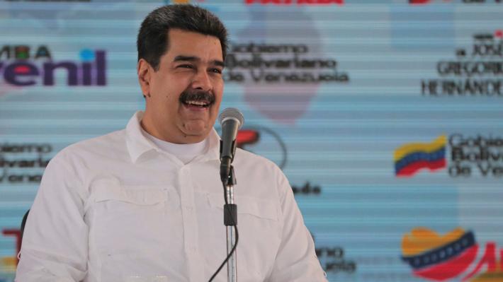 """Maduro llama a los chilenos a """"superar las campañas de manipulación y odio"""" que hay contra la revolución bolivariana"""