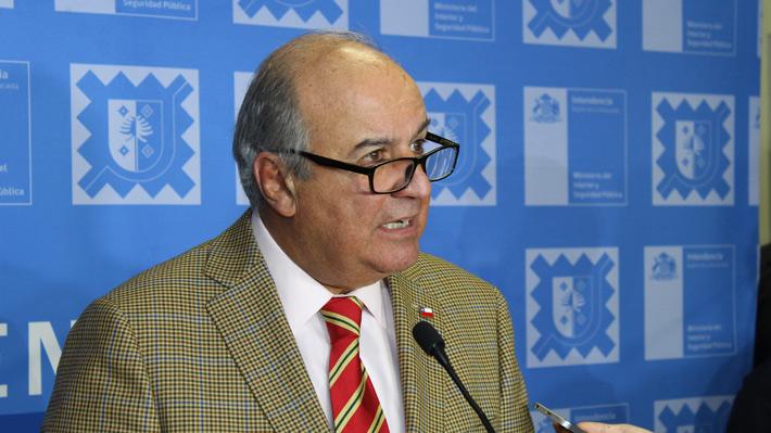 Caso Catrillanca: Luis Mayol renuncia al cargo de intendente de la Región de La Araucanía