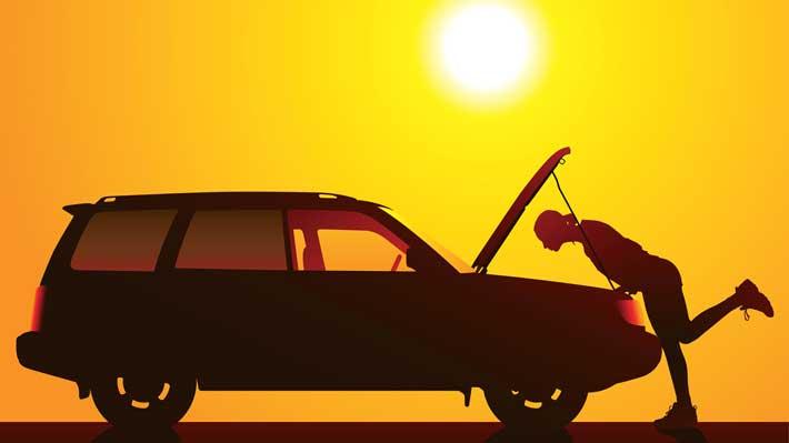 Prepara tu auto para el calor del verano y evita daños y problemas mecánicos