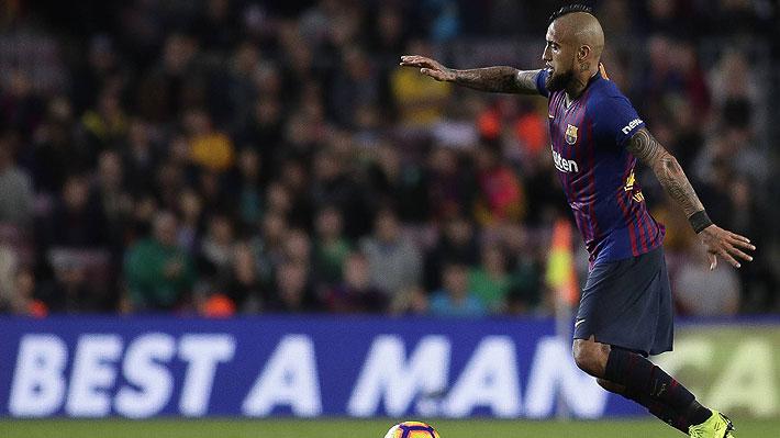 La decisión de Vidal tras volver al Barcelona que destacan y que demuestra  sus ansias por b6232176770