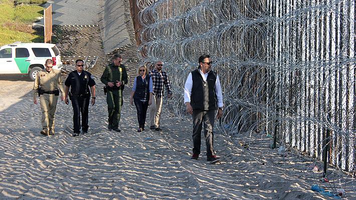 Trump amenaza con el uso de la fuerza y cerrar la frontera ante caravana migrante