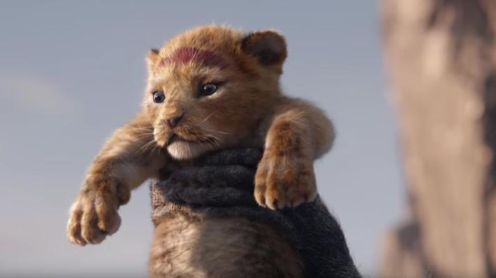 """Disney estrena el primer tráiler de la versión en acción real de """"El Rey León"""""""