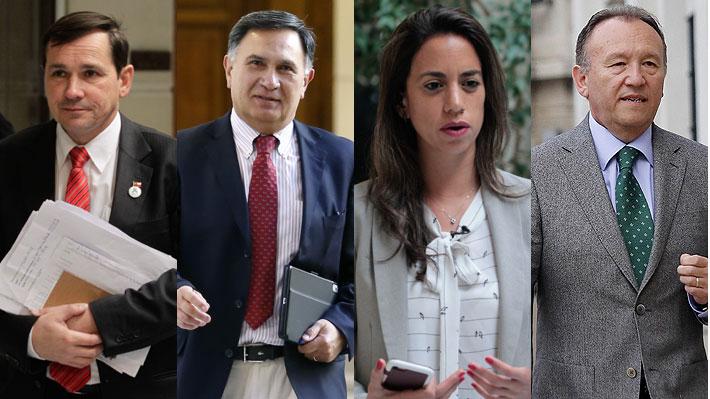 Diputados RN por La Araucanía critican el rol del ministro Alfredo Moreno en la zona