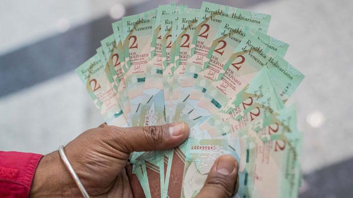 Crisis en Venezuela: Economía se habría desplomado un 16,6% en 2017