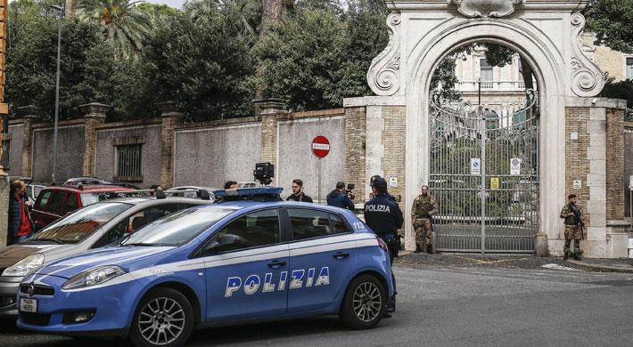 Restos hallados en propiedad del Vaticano en Roma no serían de jóvenes desparecidas hace 35 años