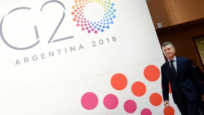 """Argentina pide """"voluntad política"""" para lograr acuerdo en comercio en el G20"""