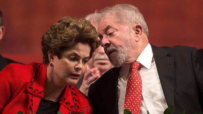 Lula da Silva y Dilma Rousseff serán procesados por asociación ilícita en caso de corrupción