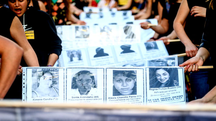 Alertar no basta: 42% de las víctimas de femicidio en 2018 denunciaron violencia o amenazas