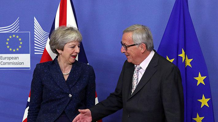 """Primera ministra británica: """"La posición del Reino Unido sobre Gibraltar no ha cambiado y no cambiará"""""""