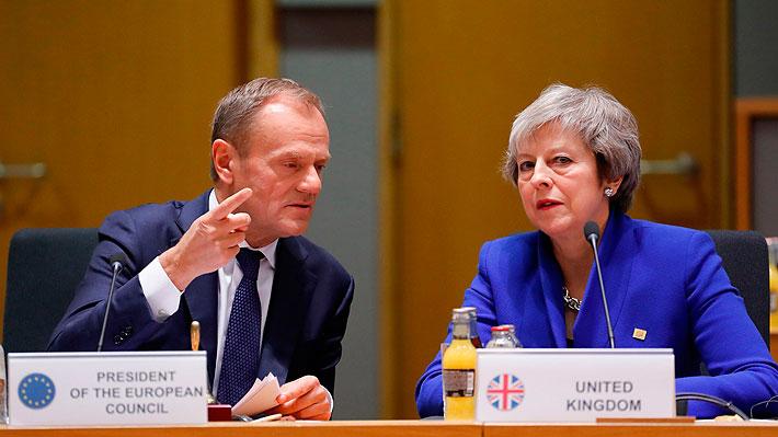 Finalmente los 27 países dan su apoyo a acuerdos del Brexit para que Reino Unido salga de la Unión Europea