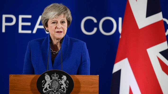 """Primera ministra británica: """"Hemos logrado el mejor acuerdo posible disponible"""" sobre el Brexit"""