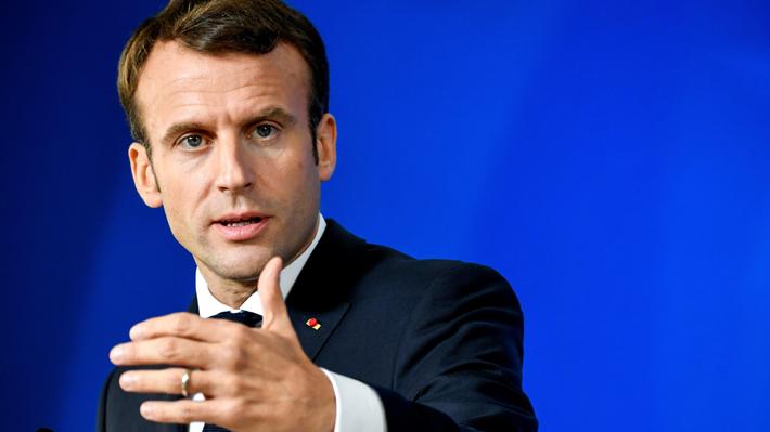 """Tras la protesta de """"chalecos amarillos"""" se espera que Macron anuncie medidas por el alza de los combustibles"""