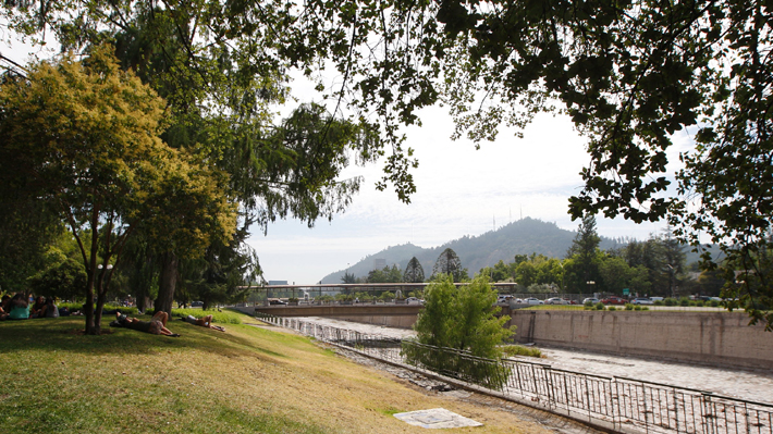 Mapocho Río: El proyecto de $100 mil millones que pretende unir todos los parques urbanos de Santiago