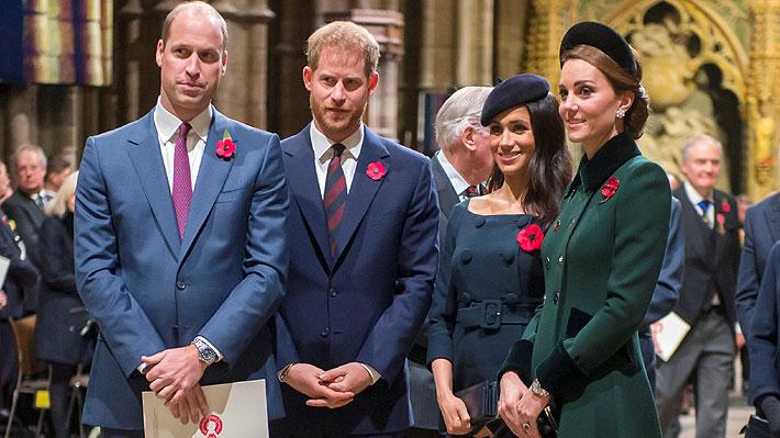 Se especula que las duquesas no se llevan bien: Harry y Meghan ya no vivirán en Kensington junto a William y Kate