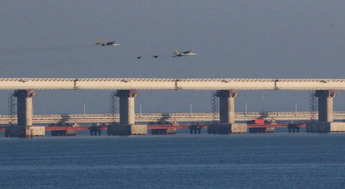 Mar de Azov: El nuevo foco de tensión que protagoniza las disputas entre Rusia y Ucrania
