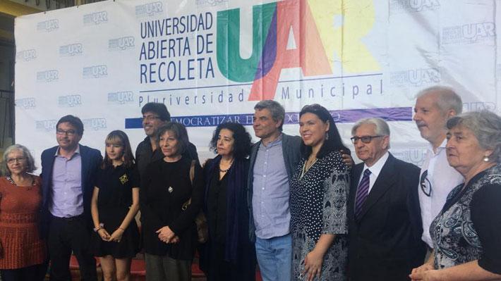 Universidad Abierta: Cómo funcionará el nuevo proyecto popular de Recoleta