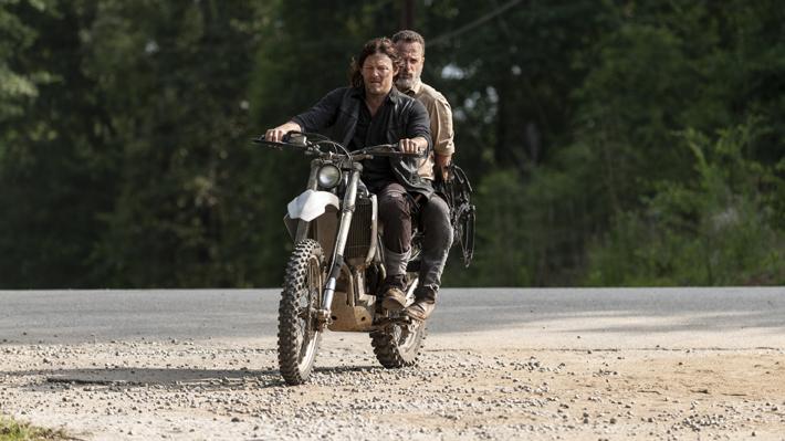 """""""The Walking Dead"""": Anuncian fecha de estreno de la segunda parte de la novena temporada"""