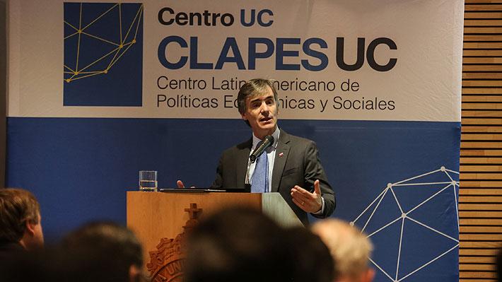 """Valente celebra cifras de productividad en Chile: """"La tendencia muestra una recuperación franca y muy importante"""""""