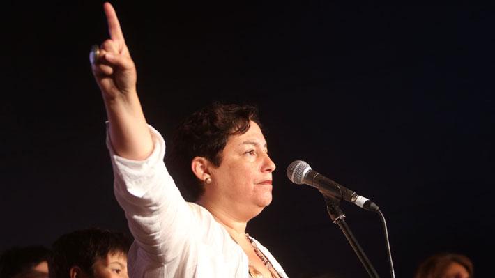 Beatriz Sánchez, un año después del 20,27%: El presente de la mujer fuerte del Frente Amplio