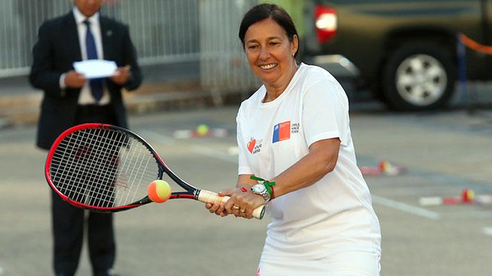 """Ministra del Deporte descarta roces con subsecretario de la cartera y asegura que sólo """"son rumores"""""""